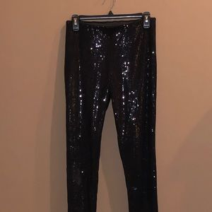 Sexy stretchy sequins pants!